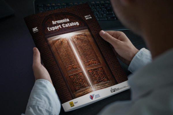 Armenia Export Catalog