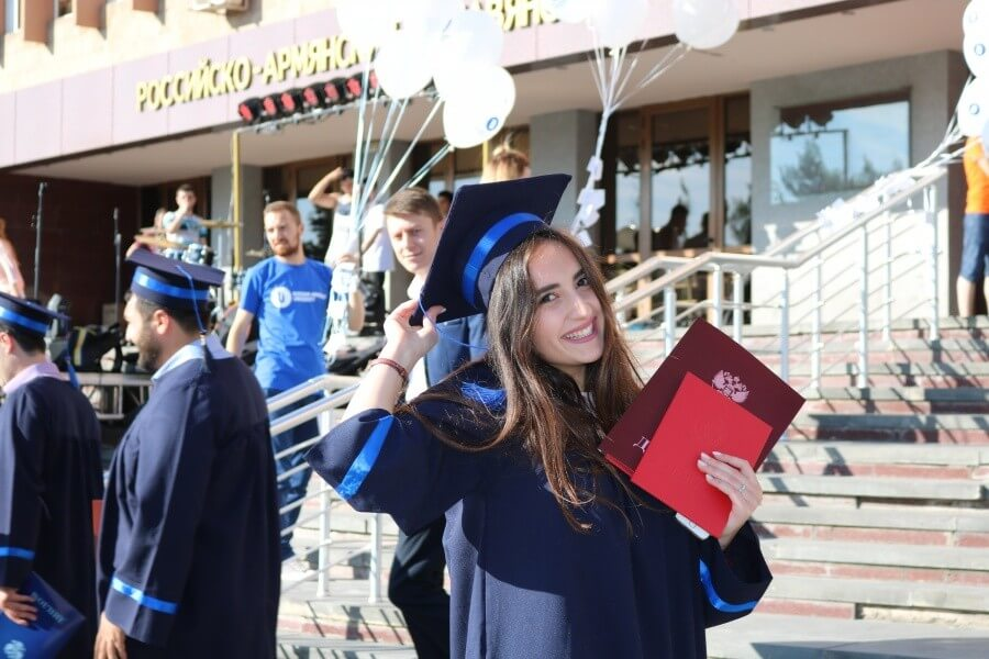 State Educational Establishment of Higher Professional Education Russian-Armenian University