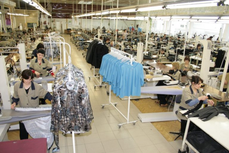 Vanadzor Gloria Sewing Factory LLC, Darbbag's
