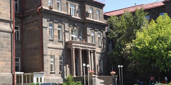 YSMU, 1st Medical Clinic