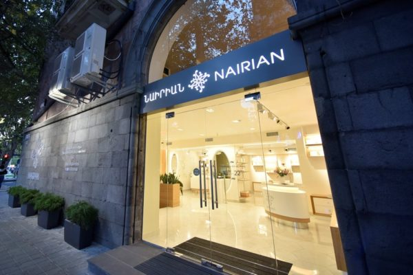 Nairian opened a new luxury boutique