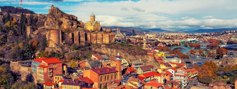 Caucasus Build 2019<i class=
