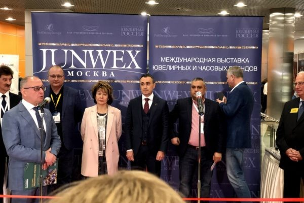 Junwex International Exhibition (photo report)
